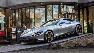 BRAND NEW Ferrari Roma - Start Up, Revs, Interior/Exterior in Detail!