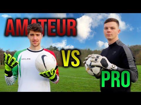 Beginner Goalkeeper VS Expert Goalkeeper – What's the difference?