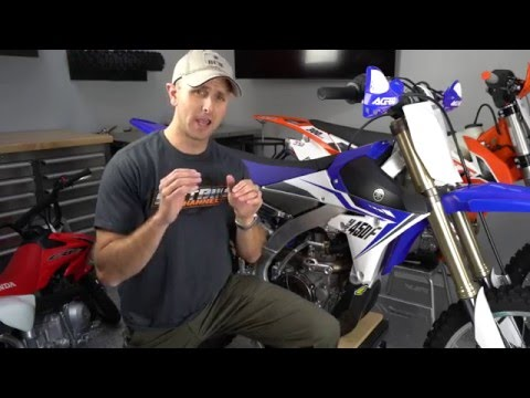 Do You Really Need a 450 Dirt Bike? – Episode 109
