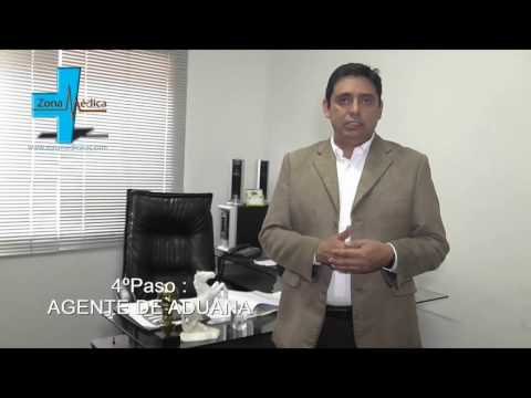 CURSO TALLER DE IMPORTACION DE EQUIPOS MEDICOS