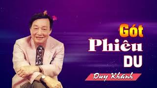 Hợp âm Gót Phiêu Du Thanh Sơn