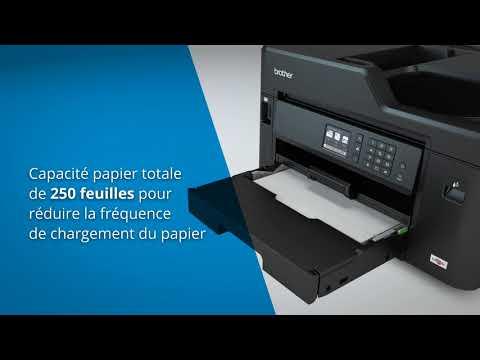 Brother MFC-J5330DW Imprimante multifonction à jet d'encre couleur Business Smart Plus