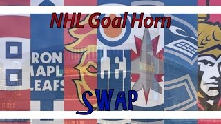 What If: NHL Horn Swap