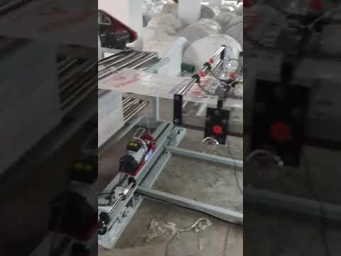 Leno Bag Making Machine