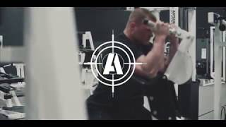 Arsenal Strength Seated Bicep Curl