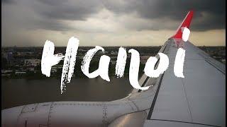 Flying to Hanoi - Vietnam (S02|E01)