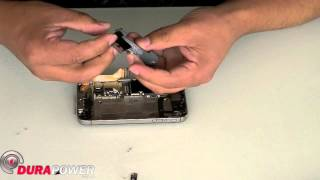 IPhone 4S Antenna Module Replacement Directions By DurapowerGlobal.com