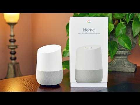 Google Home: Unboxing & Review