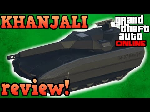 TM-02 KHANJALI review! - GTA Online guides