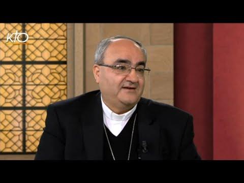 Mgr Maroun-Nasser Gemayel - Éparchie de Notre-Dame du Liban
