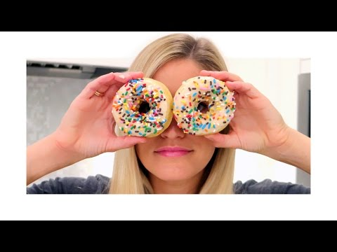 How to make Donuts 🍩 | iJustine