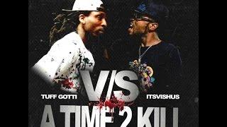 KDBL- itsVishus vs Tuff Gotti (Full Battle)
