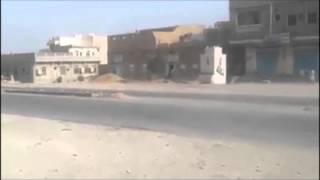 preview picture of video 'القطن - حضرموت  حرب طاحنة بين الجيش والقاعده'