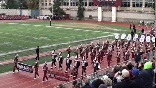 Martin Luther King, Jr. HS - The Kings of Halftime - 2017 Pasadena Bandfest