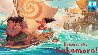 Disney MOANA: Beware The Kakamora! - iOS   Disney Storybook