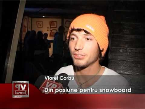 Din pasiune pentru snowboard