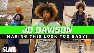 JD Davison is Making This Look TOO EASY! 😱