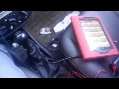 programacion de llave en la marca opel con scanner launch x431