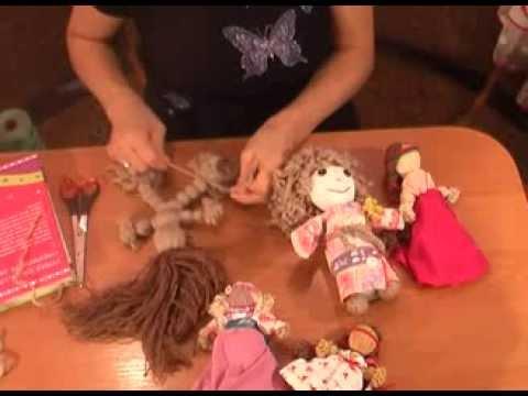 Кукла-оберег своими руками—помощь на все случаи жизни