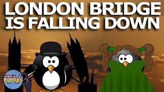 London Bridge Is Falling Down   Traditional English Nursery Rhymes