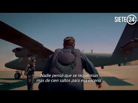 Así hizo Tom Cruise sus acrobacias para Misión Imposible