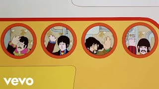 The Beatles - Yellow submarine video
