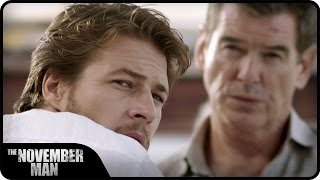 Trailer of The November Man (2014)