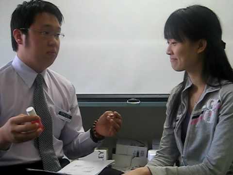 Nitrolingual Pumpspray Counselling