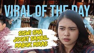 VIRAL HARI INI: Siswi SMA di Mojokerto Mabuk Berat dan Joget di Kafe, Mengaku Menyesal