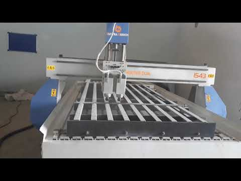 Dual Spindle CNC Wood Router