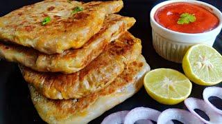 Malaysian Style Chicken Murtabak 😋 | Murtabak Recipe | Homemade Murtabak | Most Famous Street Food