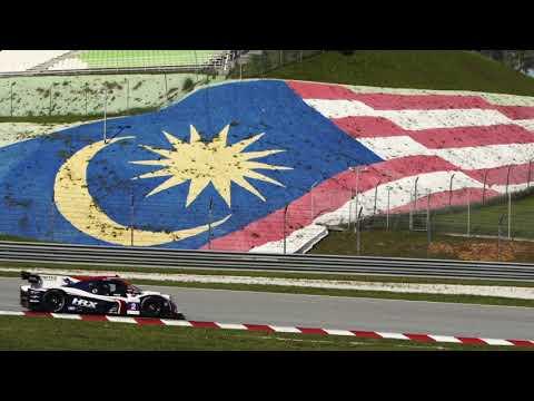 United Autosports - Race to the Equator - Teaser 1