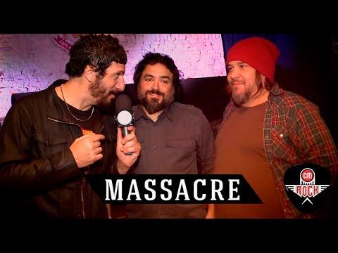 Massacre video Preparativos Biblia Ovni - Entrevista CM | Agosto 2016