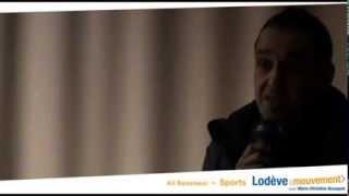 preview picture of video 'Lodève ville sportive, par Lodève en Mouvement avec Ali Benameur'