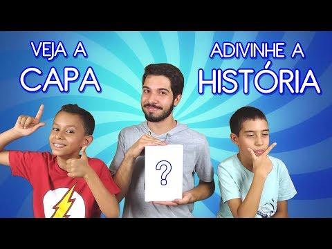 Desafio Adivinhe a História | Especial Dia Das Crianças | O Refúgio (Part. Arthur e Danilo)