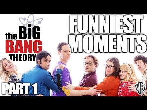 The Big Bang Theory BEST MOMENTS (Part 1) - Warner Bros. UK