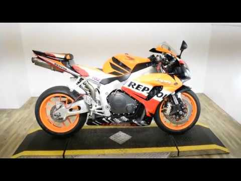 2007 Honda CBR®1000RR in Wauconda, Illinois - Video 1