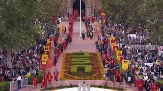 The 136th USC Commencement