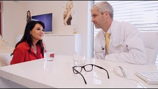 Martina Jandova - removal of varicose veins