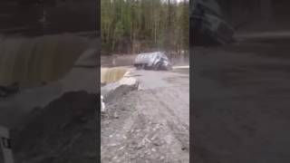 Трасса Улак Эльга смыло вахтовку!