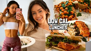 Healthy And Easy LUNCHES | Low Cal & Tasty *weight Loss*