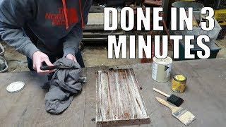How To Make New Wood Look Old & Weathered