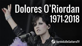 Dolores O'Riordan (1971-2018) | EMPTY - The Cranberries (cover)