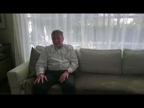 Foundation Crack Repair Customer Testimonial