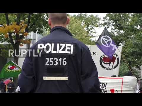 Germany: Activists protest Berlin restaurant for allegedly hosting AfD post-election events