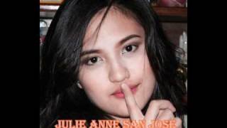 "JULIE ANNE SAN JOSE ""KEEP HOLDING ON"""