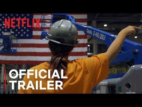 , title : 'American Factory | Official Trailer | Netflix