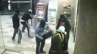 Как ограбить банкомат за 60 секунд