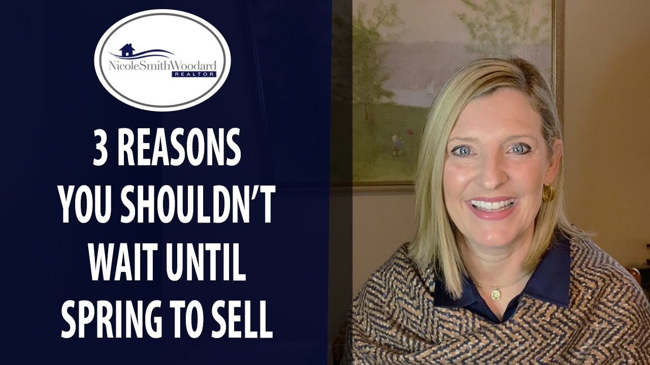 Should I Wait Until Spring to Sell My Home?
