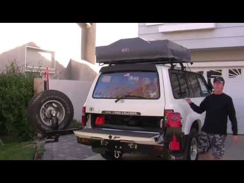 ARB Simpson III Rooftop Tent Review
